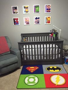 Ideas baby boy room themes marvel for 2019 Baby Avengers, Avengers Nursery, Marvel Nursery, Batman Nursery, Avengers Bedroom, Baby Boy Nursery Themes, Baby Boy Rooms, Baby Boy Nurseries, Themed Nursery