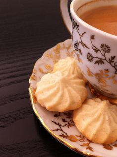 Cardamom tea cookies | A Curry of a Life