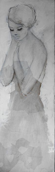 WIP 30/90 cm carine bouvard © peinture 2014