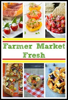 Easy recipes made with FRESH ingredients! - Cooking on the Front Burner for This Gal Cooks