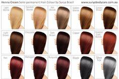 Redken Color Chart 06 Screenshot