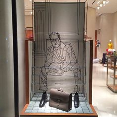 "HERMES,Paris,France, ""If 'Plan A' didn't work...the alphabet has 25 more letters!...Stay Cool"", pinned by Ton van der Veer"