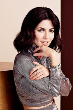 Marina and The Diamonds photographed for Pandora, 2015 #MarinaAndTheDiamonds #Music #Pretty