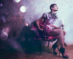MEPHISTOPHELA // QUALITY COVER EDITORIAL by Elizaveta Porodina #fashion #editorial #photography