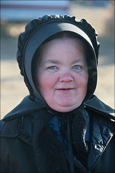 Todos os tamanhos   Portrait of an Amish Woman   Flickr – Compartilhamento de fotos!
