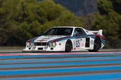 Lancia Beta Montecarlo Turbo (Chassis 1009 - 2016 Dix Mille Tours) High Resolution Image