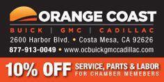 Orange Coast Buick | GMC | Cadillac