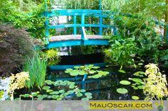 Os #Jardins de #Monet no #Jardim Botânico de #NovaYork #Viagem #EstadosUnidos