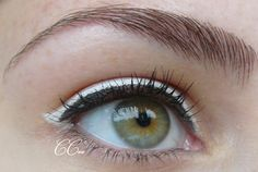 How to properly use White Eyeliner - great ideas!