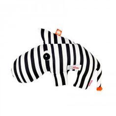 Done by Deer 2D Kuscheltier Zebra Zebee 32x21 cm