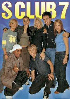Loved S Club 7