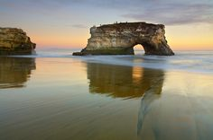 natural bridges. santa cruz.used to go here on the weekends with my friends in high school!