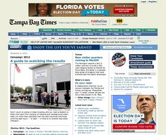 Obama Election Day ads Tampa Bay Times