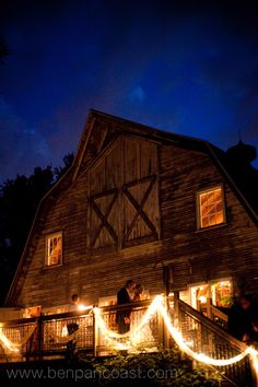 #Barn #Wedding #Michigan Blue Dress Barn, Millburg Michigan