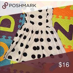 Polka dot asos romper Fits xs/s ASOS Other
