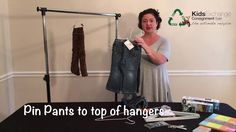 Hanging Pants Segment5