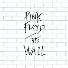 The Wall by Pink Floyd (1979) | Community Post: 42 Classic Black And White Album Covers