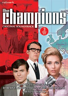 The Champions - TV-Series The Champions is a British espionage/science fiction/occult detective fiction adventure series consisting of 30 episodes broadcast on the UK network ITV during 1968–1969, produced by Lew Grade's ITC Entertainment production company. The series was broadcast in the US on NBC, starting in summer 1968.
