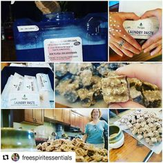 #Repost @freespiritessentials (@get_repost)  Check out my friend #Angie's #business. She #creates #allnatural #laundry #alternatives. They are wonderful quality #goodfortheenvironment and #zerowaste. It's time to make a #change for ourselves and for #MotherEarth. No need to continue to buy new jugs every time you fun out. With I love tangy's all natural #Laundrybarsoap you can #reuse the same #bpa-free container! #Supportlocalbusinesses and #savetheworld one piece of #plastic at a time…