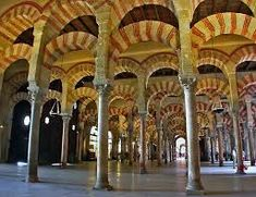 Image result for 56. Great Mosque, Córdoba, Spain ap art history