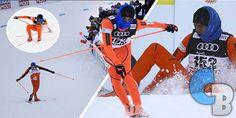 """La penosa historia del llamado """"peor esquiador del mundo"""" que fue al Mundial sin conocer la nieve"""
