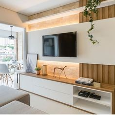 Best 35 Home Decor Ideas - Lovb Modern Tv Unit Designs, Modern Tv Wall Units, Living Room Tv Unit Designs, Tv Unit Decor, Tv Decor, Home Living Room, Interior Design Living Room, Living Room Decor, Home Room Design