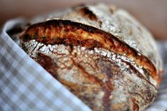 Made with Kamut flour. Incredible to have baked this in a domestic oven.