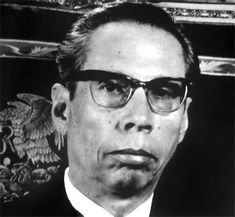 Biografia de Gustavo Díaz Ordaz