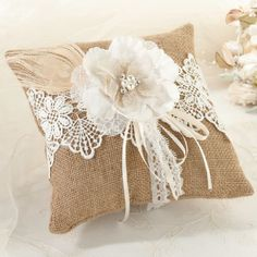 Burlap and Lace Ring Bearer Pillow 2019 Burlap and Lace Ring Bearer Pillow Perfect for the ring bearer at your rustic wedding! The post Burlap and Lace Ring Bearer Pillow 2019 appeared first on Lace Diy. Ring Bearer Pillows, Ring Pillows, Burlap Pillows, Owl Pillows, Decorative Pillows, Throw Pillows, Ring Pillow Wedding, Wedding Pillows, How To Dress For A Wedding