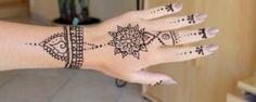 Resultado de imagen de tatouages au henné