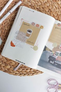 September 2021 bullet journal setup Muted Colors, Warm Colors, Hello September, Bullet Journal Spread, Cover Pages, Taking Pictures, Things To Think About, Minimalism, I Am Awesome