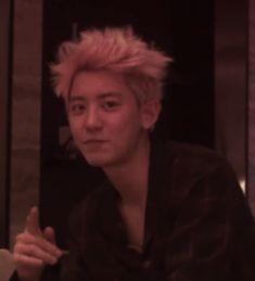 Don't be afraid he love is he way🍁Exo Baekhyun, Chanyeol Cute, Park Chanyeol Exo, Chanbaek, Kaisoo, K Pop, Little Bit, Xiu Min, Exo Memes