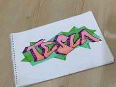 Tesla Graffiti ByWard Graffiti, Logos, Art, Kunst, Graffiti Illustrations, Logo, Graffiti Artwork, Art Education, Street Art Graffiti