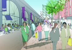 Shaws Passage Curzon first unveiled at #MIPIM2014