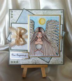 Craftylollea's Craftyroom: April 2016 Angel Card