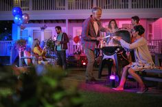 Philips Hue Outdoor Smart Lighting Makes Your Summer Parties Magical  #home #lighting #outdoors #party #philips #smarthome #summer Fans of smart home lighting and the Internet of Things rejoice! Lighting giant Philips has finally announced the long-awaited addition of outdoor ligh...