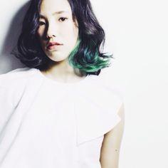 HAIR STYLIST▶Double/Kayoko Kashiwa  #CYAN #CYANMAG #HAIR #HAIRSALON #BOBHAIR #ボブ #ショート #髪型 #黒髪 #ヘアカタログ