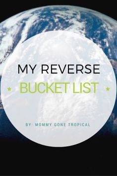 There are many people with their elaborate bucket lists and/or New Year resolutions with goals they want to achieve in life. I decided I am going to do it rather opposite this time and focus on the extraordinary experiences I have already had! If you want or did make your own reverse bucket list, what are your TOP THREE memorable experiences? Please share!
