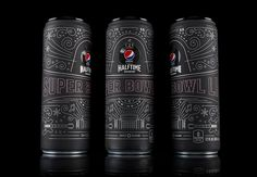 ScheduleRetail branding agency,Theory Housedesigned the bold  limited-edition Pepsi Zero Sugar Super Bowl LI Halftime Commemorative Can  which will be distributed to 20,000 VIP attendees at this year's Super Bowl  in Houston.