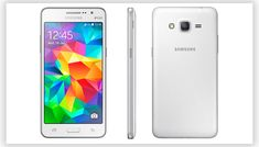 The Samsung Grand Prime comes with a whole plastic body with considerable big bezels especially designed for the users with the tight budget. Samsung Grand, Mobile Review, Tight Budget, Samsung Galaxy, Plastic, Big