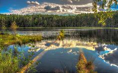 Mazury National Park Poland