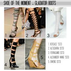 Spring 2013 Shoe Fashion Trends | Style-Delights: Shoe Trend 2013
