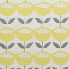 Clarke and Clarke Anais Citrus Floral Design Curtain Upholstery Craft Fabric #ClarkeandClarke