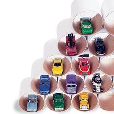 toy car storage idea