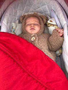 Sweet baby bear hoodie