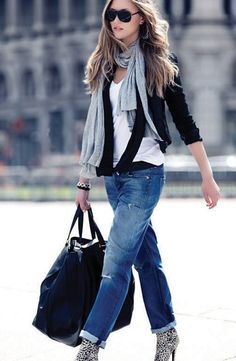 Top Denim Trends for Fall/Winter