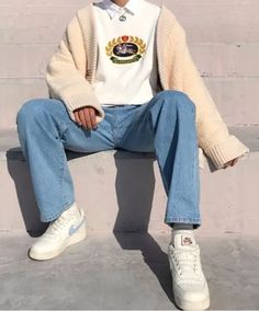 Retro Outfits, Cool Outfits, Vintage Outfits, Casual Outfits, Fashion Outfits, Outfits For Boys, Urban Outfits, Fashion Games, Korean Fashion