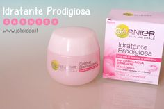 Review Crema Idratante Prodigiosa Garnier/Crème Bienfaisante pelli miste e sensibili #beauty
