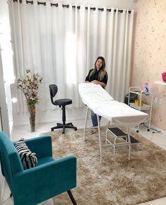 Massage Room Decor, Spa Room Decor, Beauty Room Decor, Beauty Salon Decor, Beauty Salon Design, Spa Interior, Salon Interior Design, Style Salon, Esthetics Room