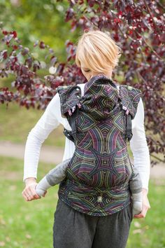 719ada7ef59 LennyLamb Ergonomic Carrier Jacquard weave (CoLLora) 100% Cotton  ILLUMINATION